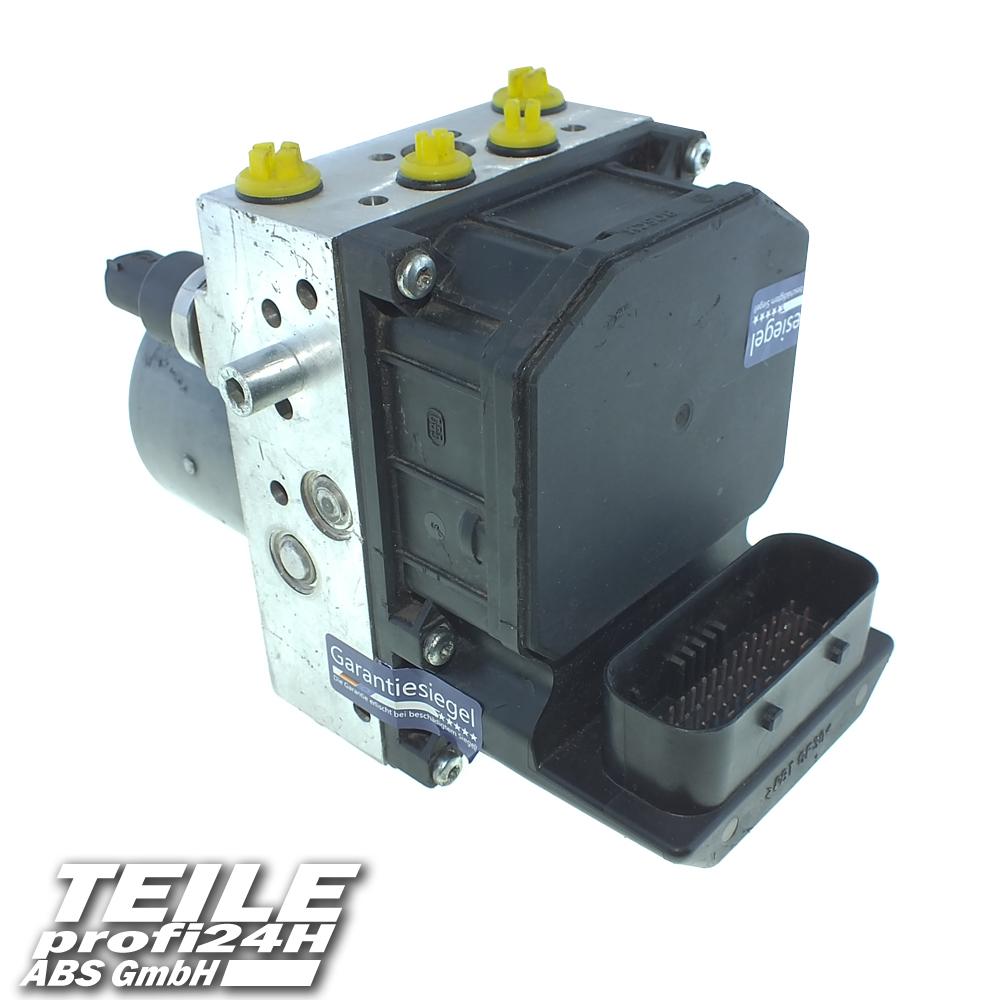 ABS Steuergerät 0265950077 0012794V003 0265225218 SMART