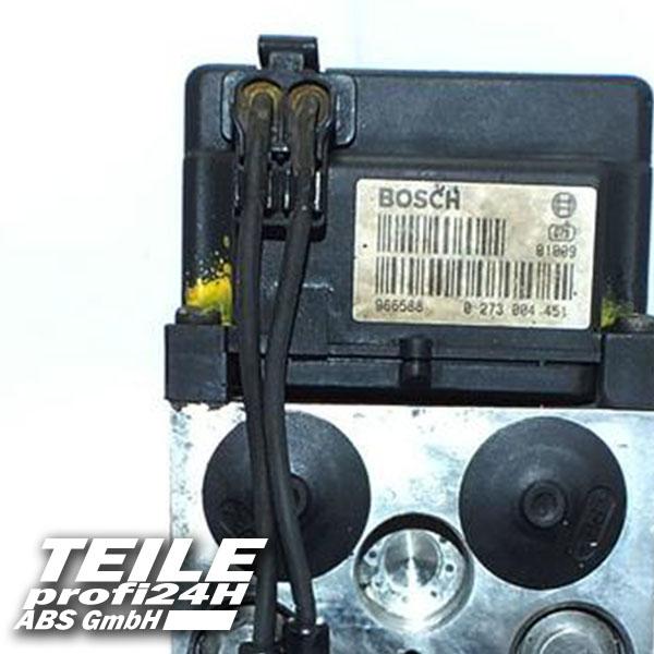 ABS Steuergerät 0265216421 4426896 0273004151 SAAB 24Monate Garantie*